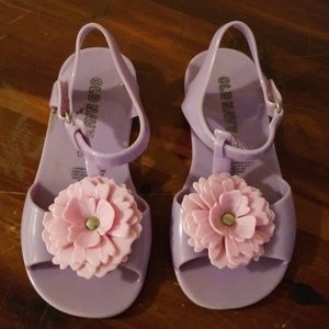 Size 9 jelly sandals